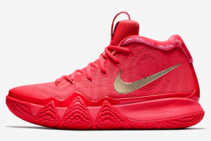 943806 602 Nike Kyrie 4 Red Carpet 2018 For Sale 300x201