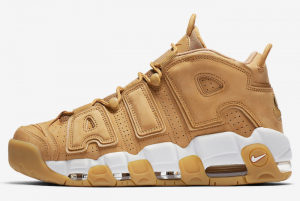 AA4060 200 Nike Air More Uptempo PRM Wheat 2017 For Sale 300x201