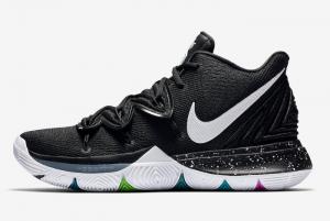 AO2918 901 Nike Kyrie 5 Black Magic 2018 For Sale 300x201