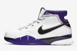 AQ2728 105 Nike Zoom Kobe 1 Protro 81 Points 2019 For Sale 300x201