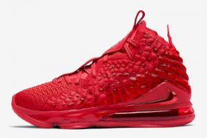 BQ3177 600 Nike LeBron 17 Red Carpet 2019 For Sale 300x201