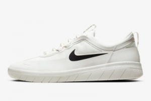 BV2078 100 Nike SB Nyjah Free 2 Summit White Black 2020 For Sale 300x200