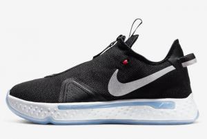 CD5079 001 Nike PG 4 Black White Smoke Grey 2020 For Sale 300x201