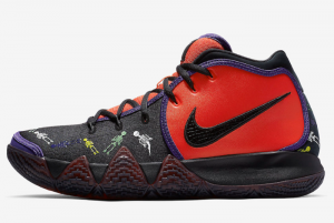 CI0278 800 Nike Kyrie 4 Day of the Dead 2018 For Sale 300x201