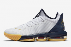 CI2668 101 Nike LeBron 16 Low Olympic 2019 For Sale 300x201
