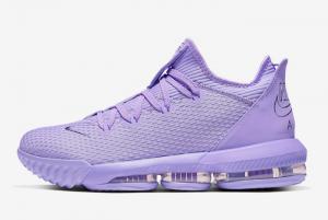 CI2668 500 Nike LeBron 16 Low Atomic Purple 2019 For Sale 300x201