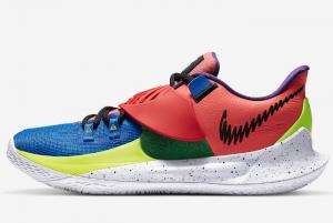 CJ1286 800 Nike Kyrie Low 3 NY vs NY 2020 For Sale 300x201