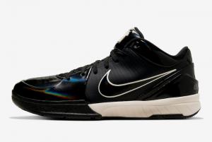 CQ3869 001 Undefeated x Nike Kobe 4 Protro Black Mamba 2019 For Sale 300x201
