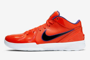 CQ3869 800 Undefeated x Nike Kobe 4 Protro Suns 2019 For Sale 300x201