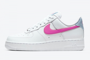 CT4328 101 Nike Air Force 1 Low WMNS Fire Pink 2020 For Sale 300x201