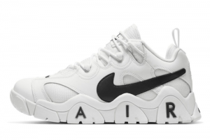CW3130 100 Nike Air Barrage Low Summit White Black 2020 For Sale 300x201