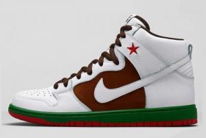 313171 201 Nike Dunk High SB Cali 2014 For Sale 300x201