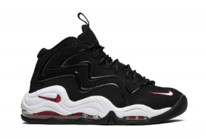 325001 061 Nike Air Pippen 1 Black Varsity Red White 2015 For Sale 300x201