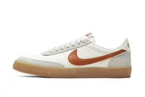 432997 127 Nike Killshot 2 Leather Sail Desert Orange 2020 For Sale 300x201
