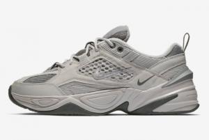 BV0074 001 Nike M2K Tekno Atmosphere Grey Dark Grey Gunsmoke 2019 For Sale 300x201