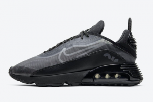 BV9977 001 Nike Air Max 2090 Black Wolf Grey Anthracite White 2020 For Sale 300x201