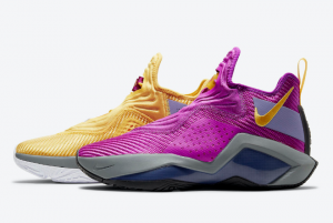 CK6047 500 Nike LeBron Soldier 14 Lakers 2020 For Sale 1 300x201