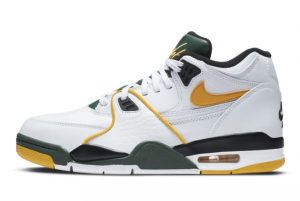 CN0050 100 Nike Air Flight 89 Seattle Supersonics 2020 For Sale 300x201