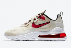 CT1280 102 Nike Air Max 270 React Light Orewood Brown 2020 For Sale 300x201
