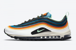 CZ7868 300 Nike Air Max 97 Green Abyss Illusion Green 2020 For Sale 300x201