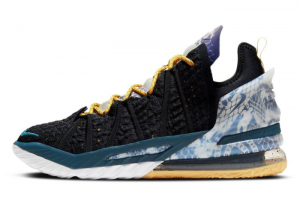 DB7644 003 Nike LeBron 18 Reflections 2020 For Sale 300x201