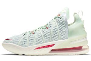 Latest Nike LeBron 18 Empire Jade 2020 For Sale 300x200