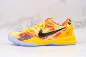555035 800 Nike Kobe 8 System Shanghai Limited Laser Orange 2013 For Sale 300x201