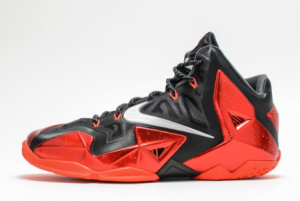 616175 001 Nike LeBron 11 Away 2013 For Sale 300x201