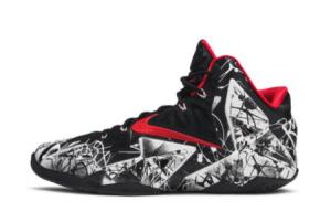 616175 100 Nike LeBron 11 Graffiti 2014 300x201
