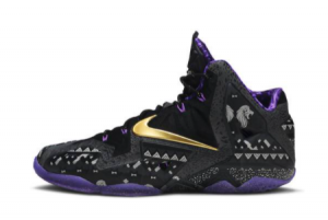 646702 001 Nike LeBron 11 BHM Black History Month 2014 For Sale 300x201