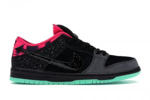 724183 063 Nike Dunk SB Low Premier Northern Lights 2014 For Sale 300x200