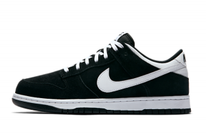 904234 001 Nike Dunk Low Black White 2015 For Sale 300x201