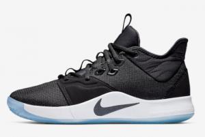 AO2607 001 Nike PG 3 Black White 2019 For Sale 300x201