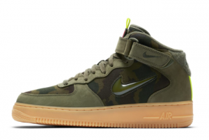 AV2586 200 Nike Air Force 1 Mid France Country Camo 2018 For Sale 300x201