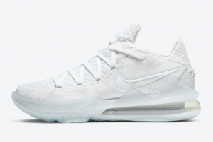 CD5007 103 Nike LeBron 17 Low White Camo 2020 For Sale 300x201
