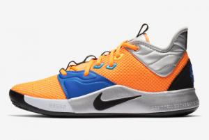 CI2666 800 Nike PG 3 NASA Total Orange 2019 For Sale 300x201