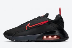 CT1803 002 Nike Air Max 2090 Black Crimson 2020 For Sale 300x201