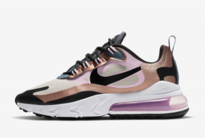 CT1833 100 Nike Air Max 270 React Bronze 2020 For Sale 300x201