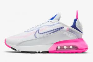 CZ3867 101 Nike Wmns Air Max 2090 Pink Blast 2020 For Sale 300x200