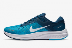 CZ6720 401 Nike Air Zoom Structure 23 Laser Blue 2020 For Sale 300x200