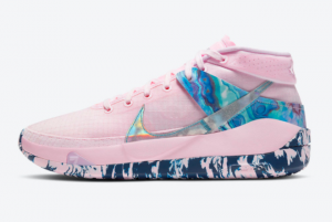 DC0011 600 Nike KD 13 Aunt Pearl 2020 For Sale 300x201