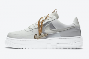 DC1160 100 Nike Air Force 1 Pixel Summit White 2020 For Sale 300x201