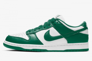 2021 Nike Dunk Low Team Green For Sale 300x201