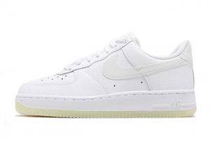 AO2132 101 Nike Air Force 1 07 Essential White 2020 For Sale 300x201