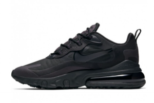 AO4971 003 Nike Air Max 270 React Black Oil Grey 2019 For Sale 300x201