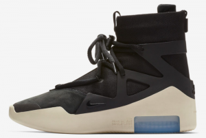AR4237 001 Nike Air Fear of God 1 Black 2018 For Sale 300x201