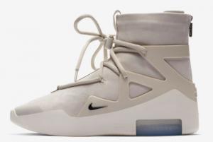 AR4237 002 Nike Air Fear of God 1 Light Bone 2019 For Sale 300x201