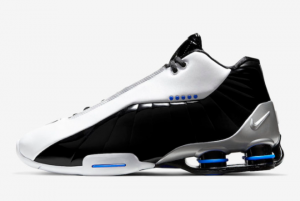 AT7843 102 Nike Shox BB4 Black Patent 2020 For Sale 300x201