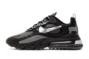 CD2049 001 Nike Air Max 270 React WTR Dark Grey Black 2019 For Sale 300x200