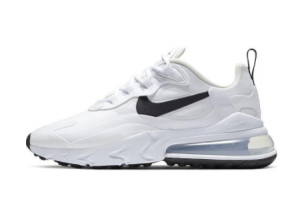 CI3899 101 Nike Wmns Air Max 270 React White Black 2020 For Sale 300x201